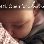 A Heart Open for Increase