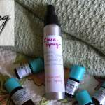 Relaxing Pillow Spray with Essential Oils