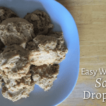 Easy Sourdough Drop Biscuits