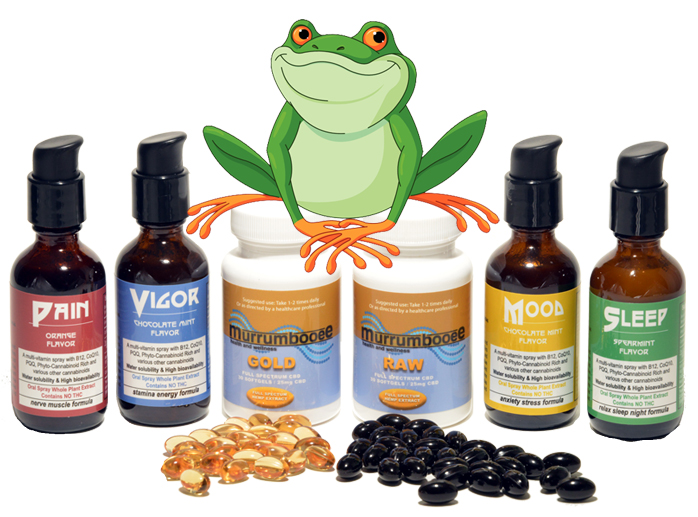 Laughing Frogs CBD Oil Available Here for Health & Wellness + Discount Code