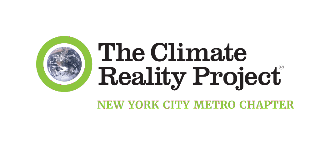 Climate Reality Project Meetings in NYC