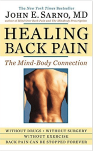 Healing Back Pain book image
