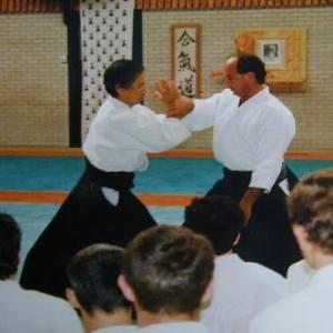 Nobuyoshi Tamura ve Nebi Vural