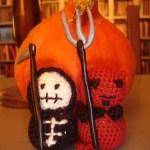 Creepy crochet army