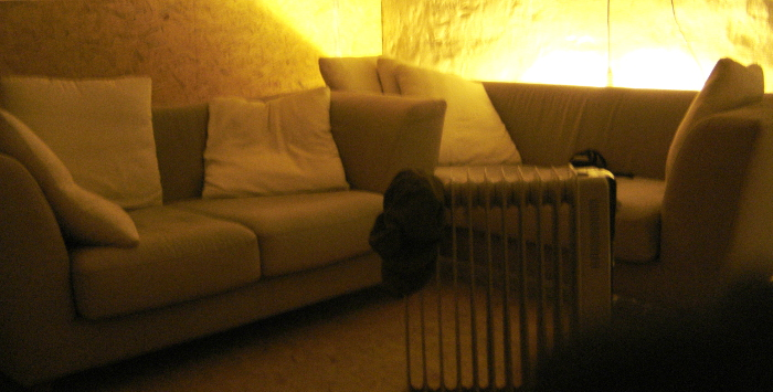 Sofa overtrekken