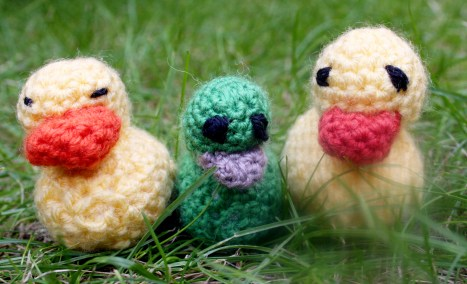 Little Yellow Duck Project