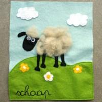 <!--:en-->Quiet book - sheep<!--:--><!--:nl-->Voelboekje - schaap<!--:-->