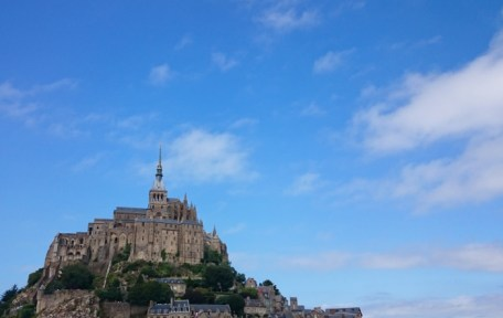 Normandië deel 4 – Mont Saint Michel