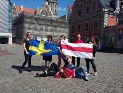 Беларуские АБФовцы в Швеции