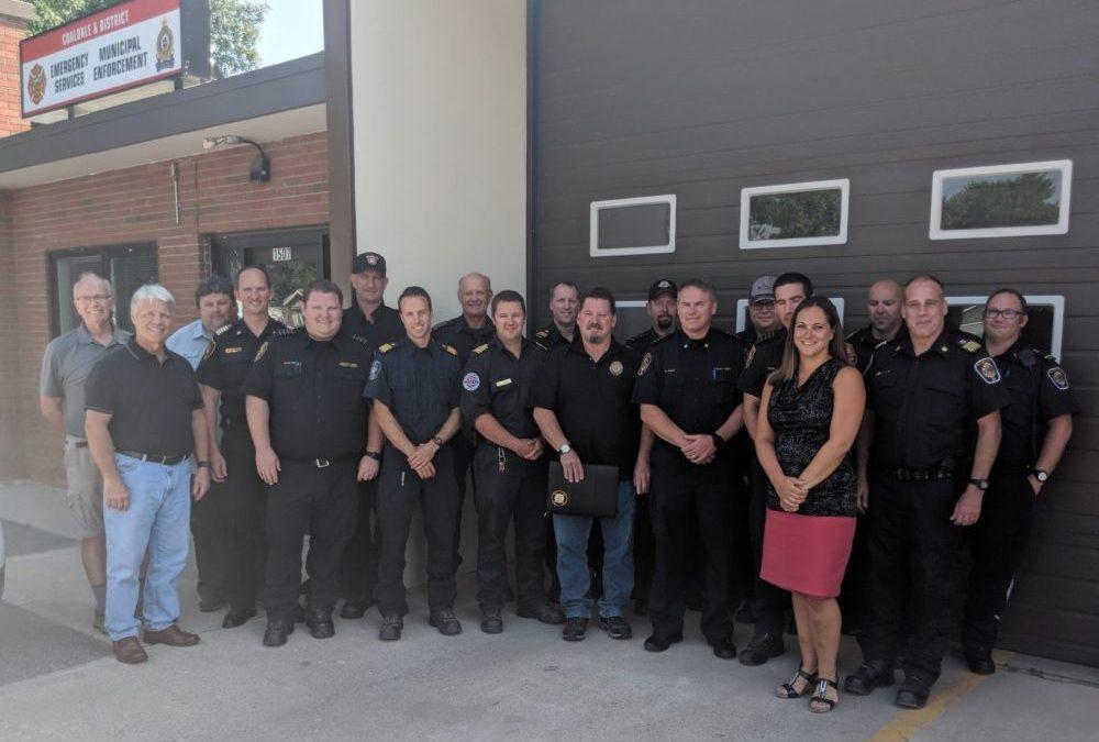 AFCA Region 7 Fire Chiefs Meeting