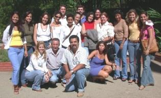 Curso Casimiro Abreu Visita ao JB-2005