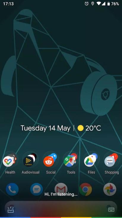New Google Assistant design (2)