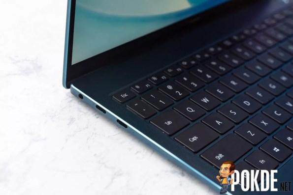 HUAWEI MateBook X Pro Review ports