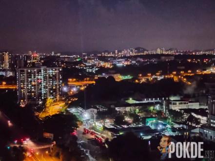 Nightscape (telephoto)