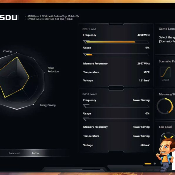 ASUS TUF Gaming FX505D Armoury Crate (2)