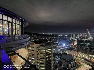 Night Mode ultra wide angle (16mm)