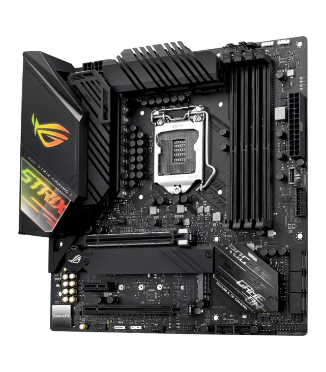 ROG Strix Z490-G Gaming WiFi