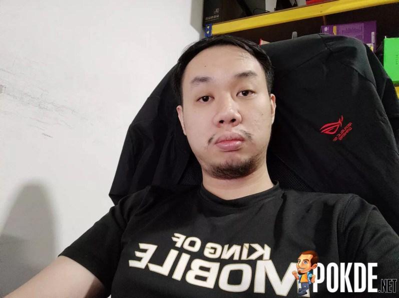 POCO F2 Pro camera samples selfie