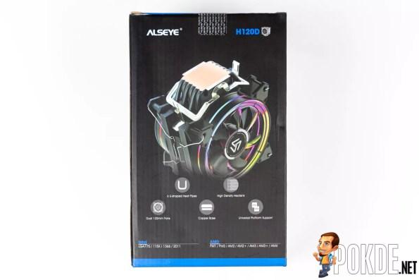 ALSEYE H120D Review-2