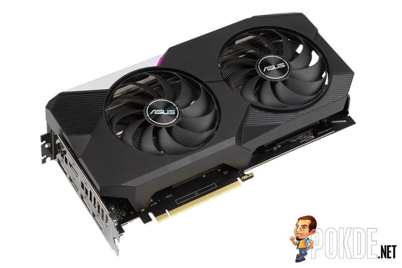 ASUS DUAL GeForce RTX 3070 OC Edition