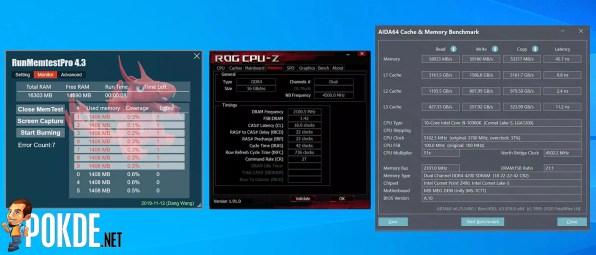 KLEVV BOLT XR Review DDR4 4200MHz overclock