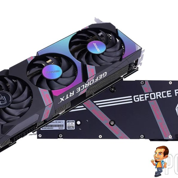 Colorful iGame GeForce RTX 3060 Ti OC-V