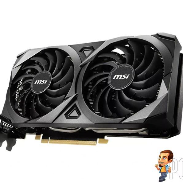 MSI GeForce RTX 3060 Ti VENTUS 2X OC
