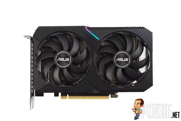asus dual geforce rtx 3060