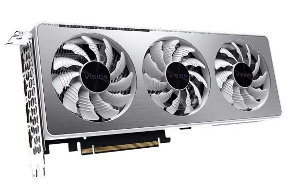 GIGABYTE GeForce RTX 3060 VISION OC