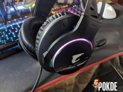 GIGABYTE AORUS H1 Gaming Headset RGB