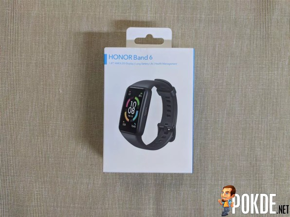 HONOR Band 6 Unboxing 1