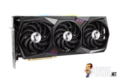 MSI GeForce RTX 3070 Ti Gaming X Trio
