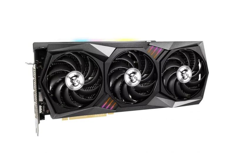 MSI GeForce RTX 3080 Ti Gaming X Trio