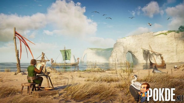 Assassin's Creed Valhalla's New Expansion, The Siege of Paris SS 2