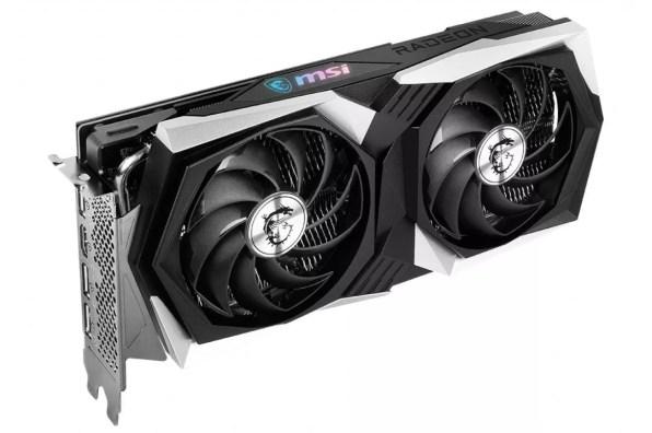 MSI Radeon RX 6600 XT Gaming X