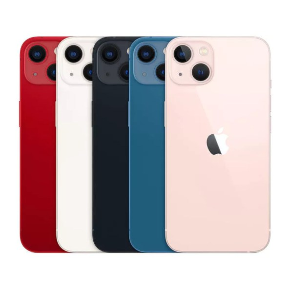 Apple iPhone 13 colors