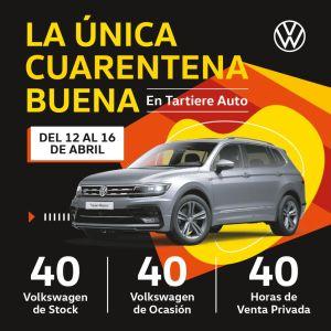 promoción tartiere auto 40