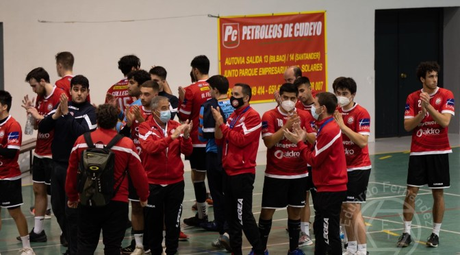 Previa Finetwork Gijon VS Club Balonmano Santoña