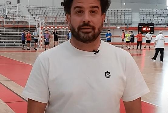 Juan de ÁLVARO Un año más a las riendas del Club