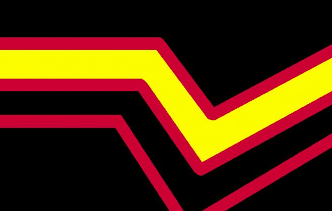 Bandeira do Orgulho da Borracha