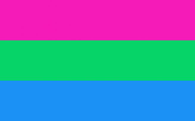 Bandeira Polissexual