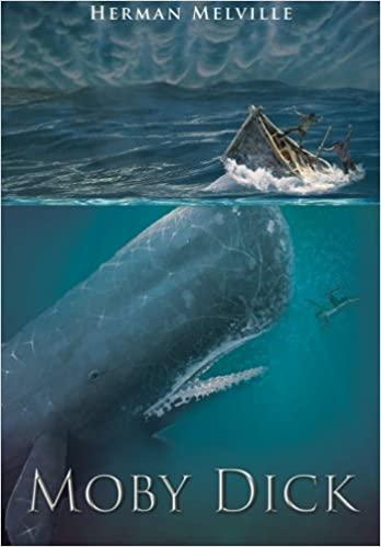 Moby Dick, de Herman Melville (1851)