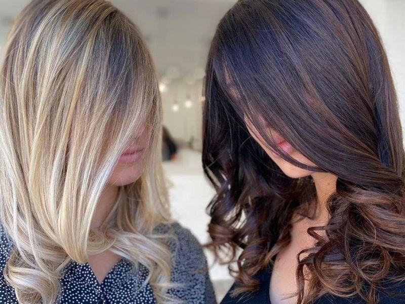 Cortes de cabelo e penteados femininos