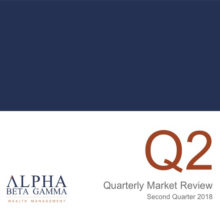 Q2 2018 Market Review