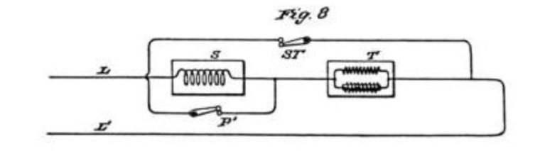 شكل 8 من المحرك الكهربي المغناطيسي