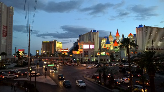 Another view of the Strip
