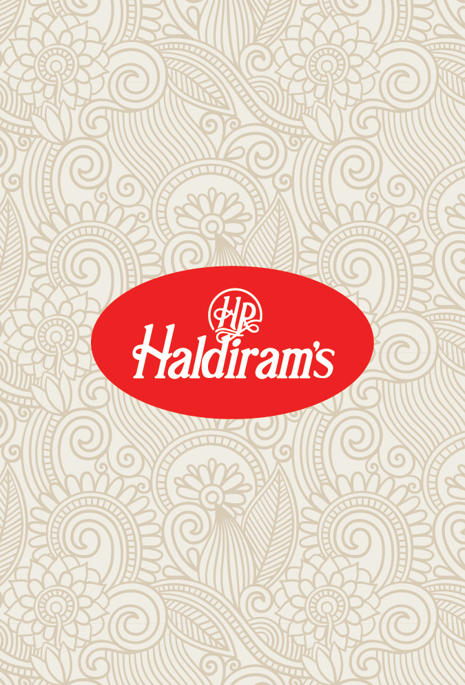 Haldiram's Sweet Box Packaging