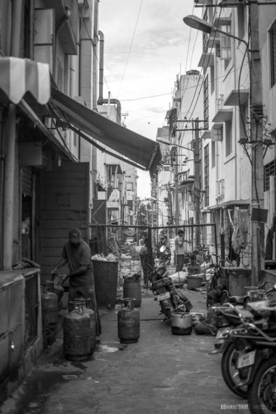 Bengaluru Street