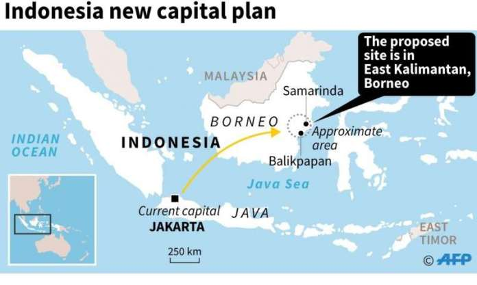 Why Indonesia Is Moving Its Capital Current Affairs Pre Punch Abhipedia Powered By Abhimanu Ias