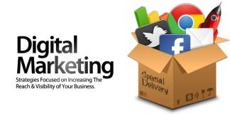 Retention , Digital Marketing Overview